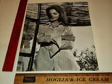 Rare Orig VTG Suzanne Pleshette If It's Tuesday This Must Be Belgium Photo Still