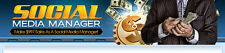 Social Media Manager- Start Cashing From Most Profitable Trend - Videos on 1 CD