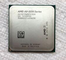 AMD A8-Series A8-3870K - 3 GHz (AD3870WNZ43GX) Sockel FM1 CPU Processor 4 MB