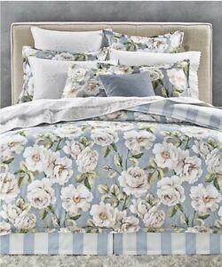 Hotel Collection Classic Serena Pima Cotton King Comforter Multicolor $500