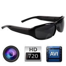 720p HD Camcorder Glasses Spy Sunglasses Camera Mini Video Recorder DV Eyewear B