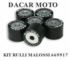 669917 SET ROULEAUX MALOSSI HTROLL Ø 23X18 GR 20 KYMCO MAXXER 300 4T LC