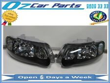 HOLDEN COMMODORE VX VU SS HEADLIGHTS NEW LEFT and RIGHT SIDE PAIR TEAR DROP