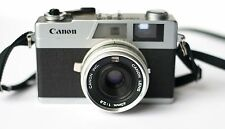Canon Canonet 28 35mm Film Camera with 40mm Lens