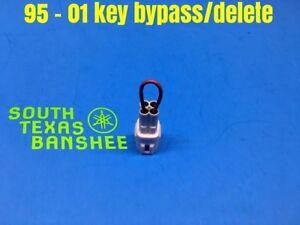 95-01 Yamaha Banshee key bypass/delete
