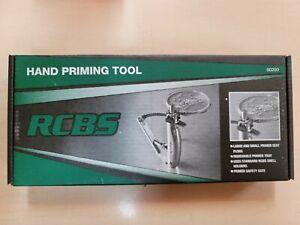RCBS  Hand Priming Tool, mpn 90200, NIB