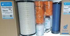 Case 580 Super M (Turbo) Loader Backhoes  Maintenance Filter Kit (07 Donaldson)