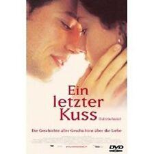 EIN LETZTER KUSS DVD LIEBESFILM MIT STEFANO ACCORSI NEU