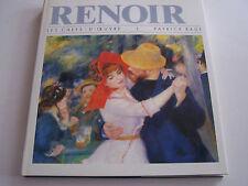 LES CHEF - D ' OEUVRE , RENOIR  . TRES BEAU LIVRE . 140 PAGES . TRES BON ETAT.