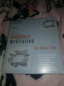 Mindfulness meditation 4 Cd Set
