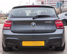 New Genuine BMW M135i Rear Bumper Diffuser Twin Exit Exhaust F20/21 51128051928