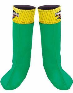Standard Children's Mighty Morphin Power Rangers Green Ranger Boot Covers