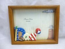 Princess House Exclusive 1993 World's Best Dad Picture Frame: 3 Photo Areas