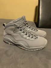 Jordan 10 Cool Grey Size 9.5