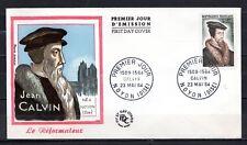France - 1964 Jean Calvin (Reformer) -  Mi. 1475 FDC