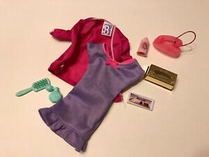 Barbie Doll Clothes Lot-Y Bad Break Up