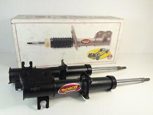 MONROE Reflex E4743 2x Front Shock Absorber for DAEWOO Matiz 0.8 1.0 1998/09->