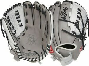 """Rawlings Heart of the Hide Fastpitch Field Glove 12.5"""" PRO125SB Left Hand Throw"""