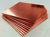 Copper replacement cathode  for electroplating kit  pure plating quality
