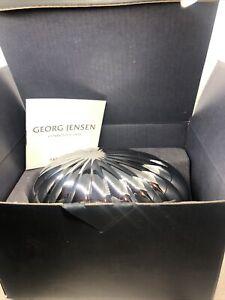 Georg Jensen TABLEWARE Stainless Steel Egg Shape Bowl