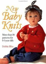 New Baby Knits: More Than 30 Patterns for 0-3 Year Olds