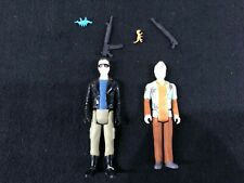 The Terminator and Walsh With Weapons Action Figures Loose