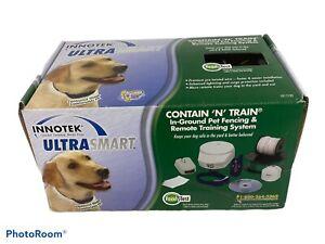 Innotek IUC-5100 ULTRASMART Contain & Train In Ground Pet Fencing System
