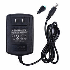 12V 2A 24W Power Supply AC 100-240V To DC Adapter Plug For 3528 5050 LED Strip