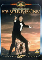 FOR YOUR EYES ONLY 007 DVD Special Edition Roger Moore  New Sealed UK Release R2