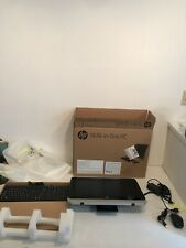 HP 19-2114 All-in-One PC Keyboard Mouse Box Working