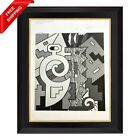 Roy+Lichtenstein+-+Composition+with+Two%2C++Original+Hand+Signed+Print+with+COA