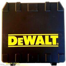 Dewalt Combo Kit Case Dck299P2, Dck299M2 20 Volt For Dcd996 Drill, Dcf887 Impact