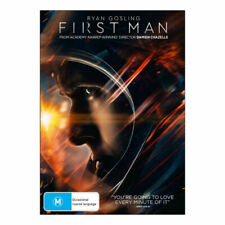 First Man (2019, DVD)