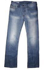 DIESEL NEW-FANKER 0826D MEN'S JEANS BLUE BOOT CUT W29 L32 29x32 826D ORIGINAL
