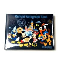 Disney Parks Disneyland Resort Mickey Mouse & Friends Official Autograph Book