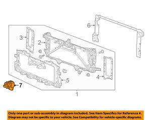 GM OEM-Outside Air Ambient Temperature Sensor 13583411