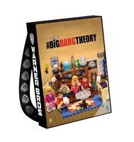 SDCC Big Bang Theory WB Warner Brothers Comic con bag ~Lego ~Kaley Cuoco ~NYCC