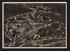 Opc 1935 Villeroy & Boch Mosailfabrik Mettlach Saar Advertising Rppc