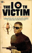 Robert Sheckley THE 10TH VICTIM Movie Tie-In - First Printing