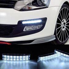 Universal 8W 8 LED Work Lights Bar Spot Fog Offroad Car Jeep Truck 12V Trailer
