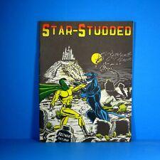 Star Studded Comics #16 by Texas Trio. VG+ 4.5 Starlin, Fujitake, Cockrum!