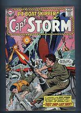 Captain Storm #2 Vg+ #3 Vg