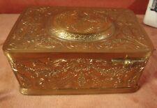 A Wonderful Singing Bird Box For Restoration Ca 1880
