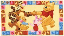 ITA-0132-Tappeto Disney Winnie The Pooh Per bambini CM 140x80-Galleria farah1970