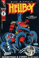 Legend n. 8 - Mike Mignola Hellboy - Il Seme della Distruzione