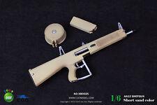 Coo Model AA12 Shotgun Sand Color Short Barrel 1/6 X80025