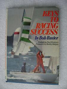 KEYS TO RACING SUCCESS BOOK SAILING MARITIME NAUTICAL MARINE (#037)