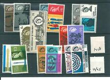 GB - MOUNTED MINT - COMMEMS - 1965 - EIGHT  SETS