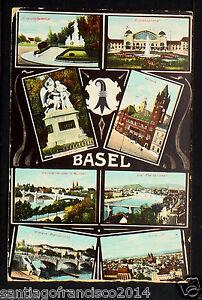 SWITZERLAND 172-BASEL -1910