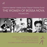 Caterina Valente/Alaide Costa/Maysa/Dolores Duran- Women Of Bossa Nova (2CD) NEW
